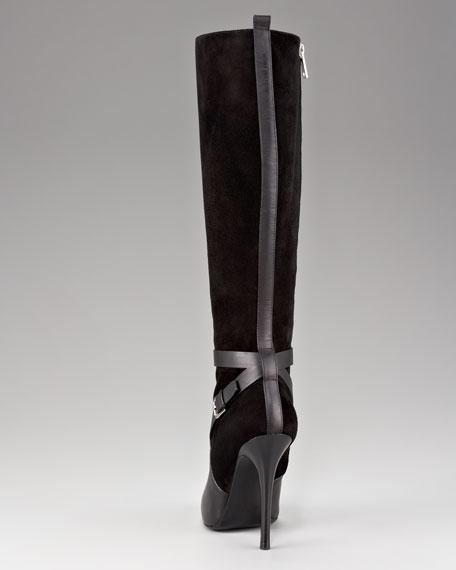 Combo Knee Boot