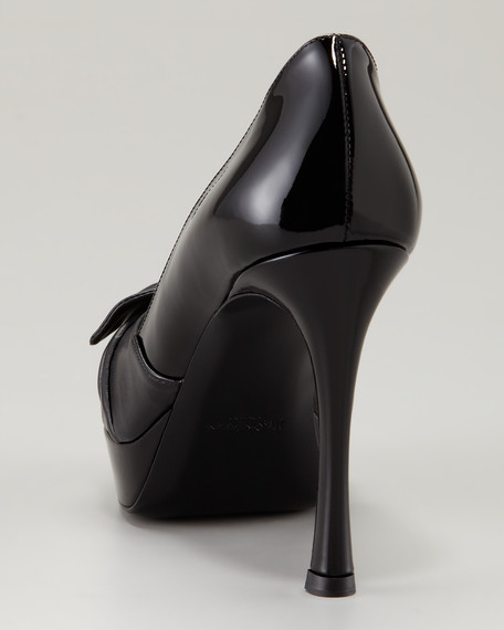 Tribtoo Knotted Platform Pump