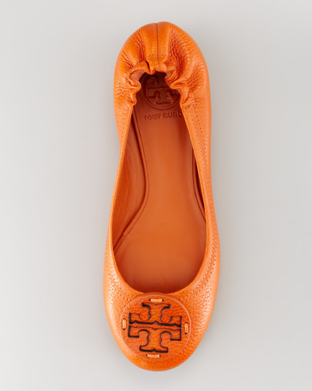 Reva Tumbled Flat, Orange