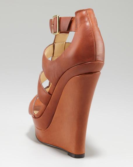 Kelsey Platform Wedge Sandal