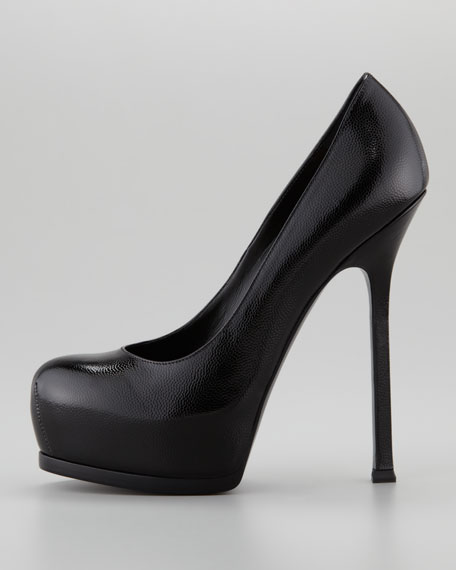 Tribtoo Platform Pump, Black