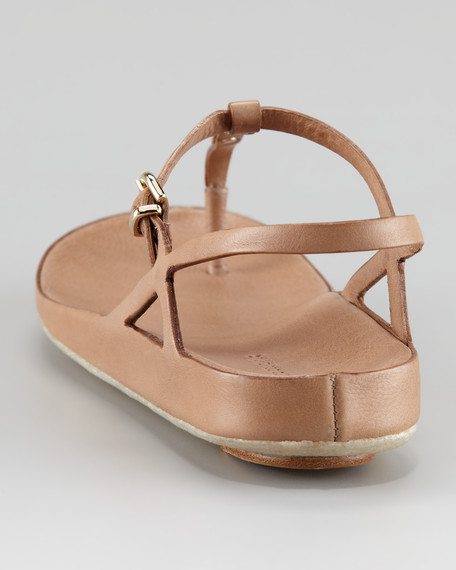 Emma Flat Thong Sandal