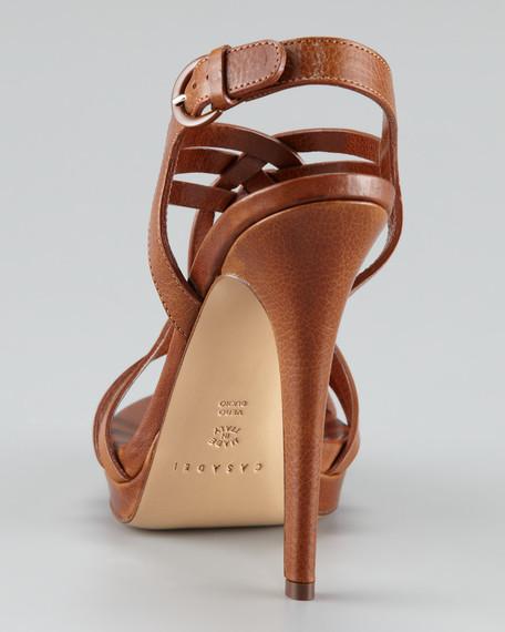 Platform City Sandal