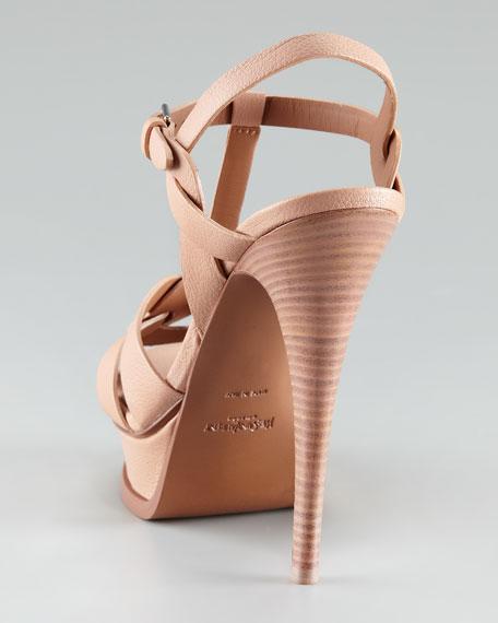 Tribute Platform Sandal