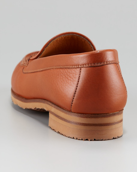 Foderato Penny Moccasin