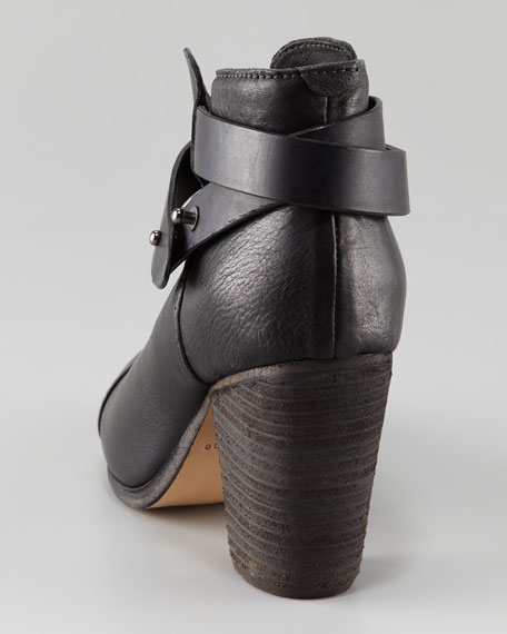 Harrow Pull-On Bootie