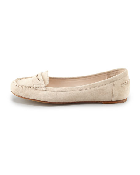 Danett Suede Loafer