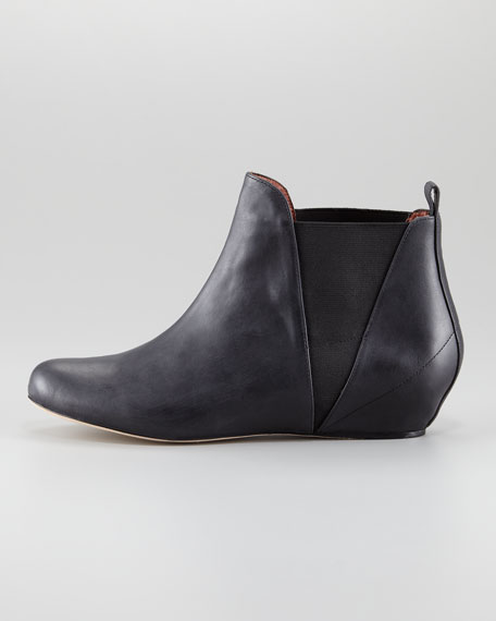 Sean Low-Wedge Ankle Boot