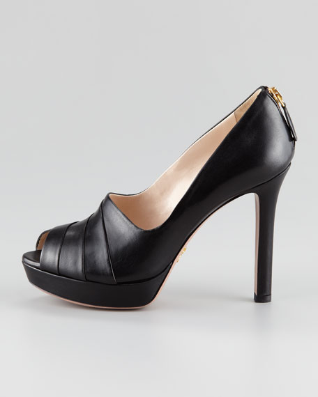 Platform Shoe Boot