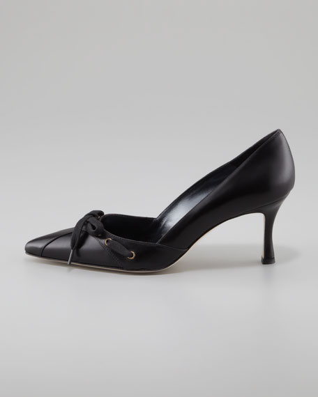Fonica Lace-Through Pump