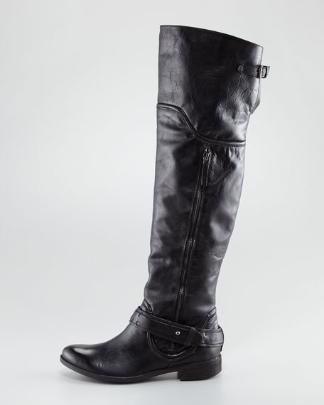 Lynn Over The Knee Riding Boot