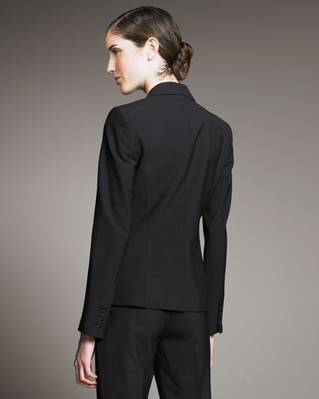 Gabe Black Long-Sleeve Jacket