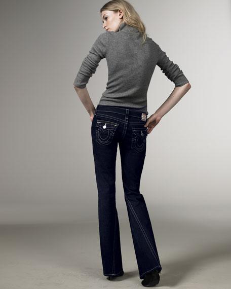 Joey Flare Body Rinse Jeans