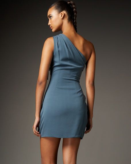 Eddie One-Shoulder Dress