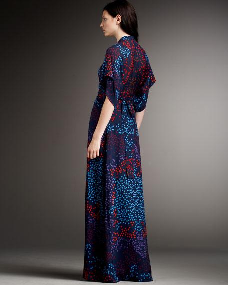Kimono Maxi-Dress