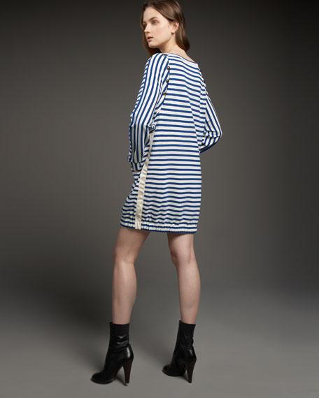Starboard Stripe Dress