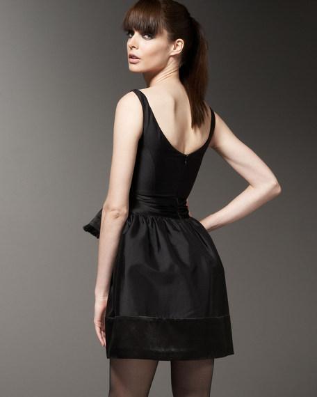 Dominique Fringe Dress