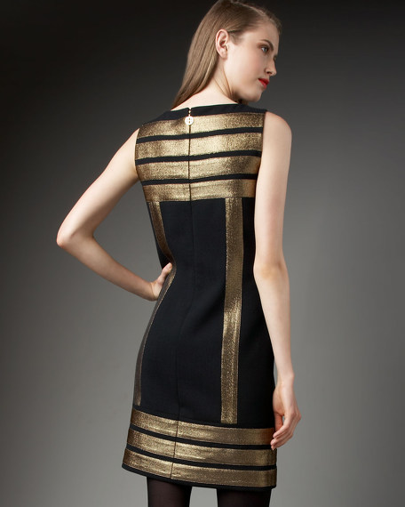 Simca Geometric Dress
