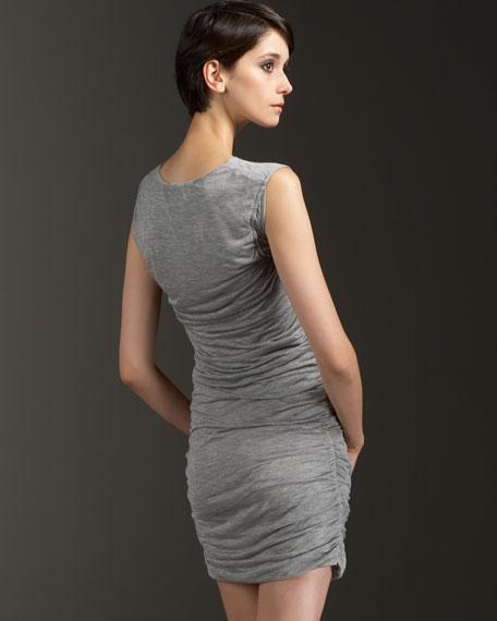 Kooper Ruched Sleeveless Dress