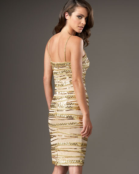 Horizon Sequined Dress