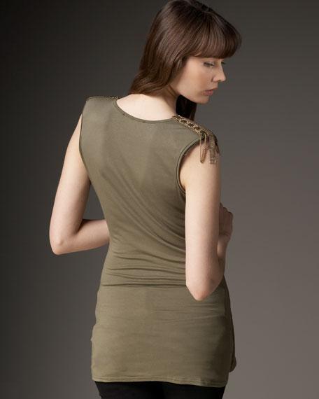 Wrap-Front Tunic/Dress