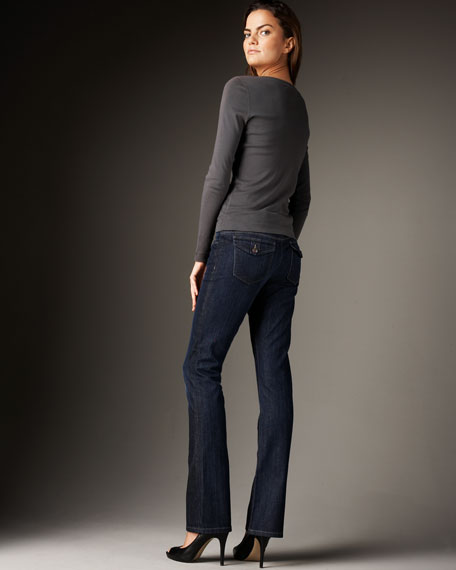 Socialite Marissa Boot-Cut Jeans