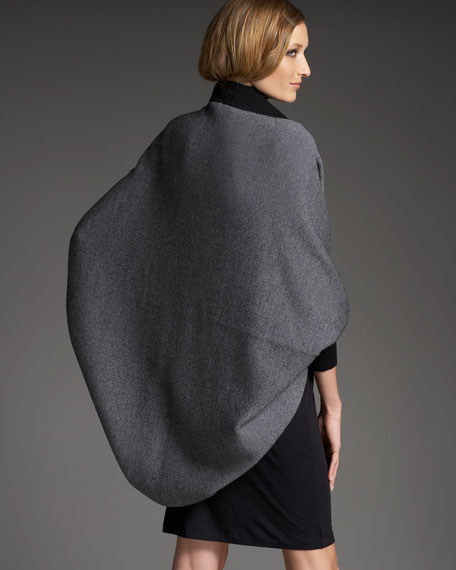Long Cocoon Sweater