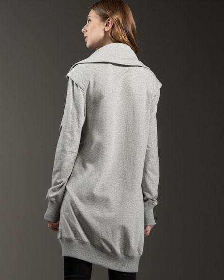 Koons High-Neck Jacket