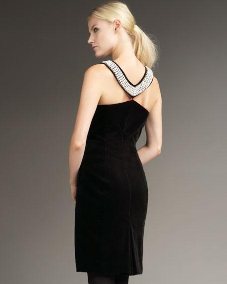 Velvet Tiffany Dress