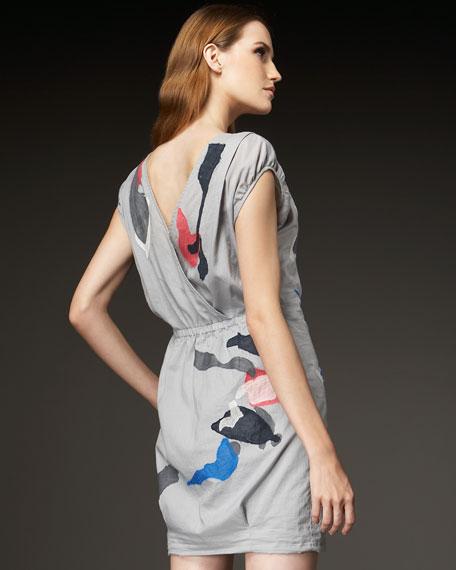 Jesse Collage Dress