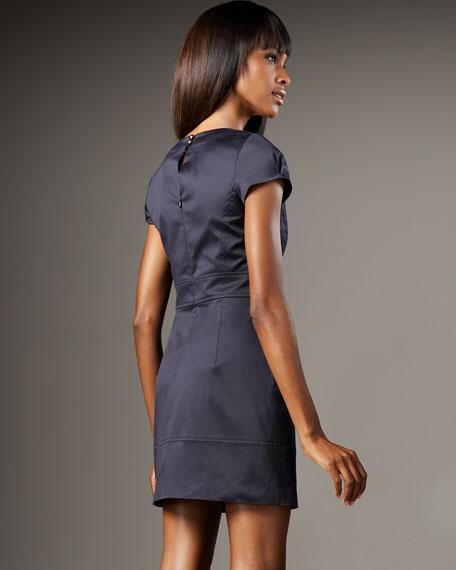 Samantha Tie-Waist Dress