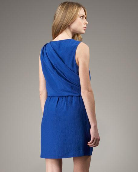 Azzure Grecian Dress