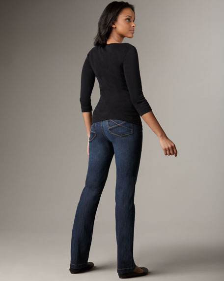 Hayden Straight-Leg Jeans, Women's