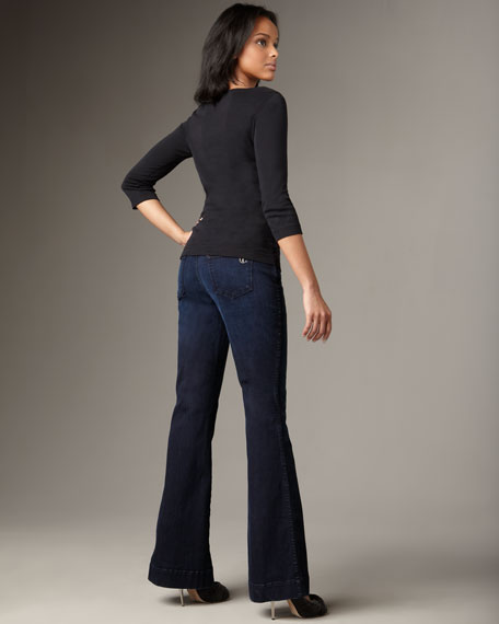 Felicity Exquisite Flare Jeans