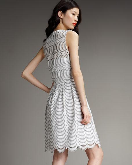 Edith Eyelet Dress