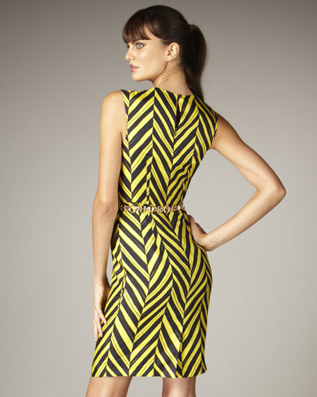 Belted Dani Day Dress