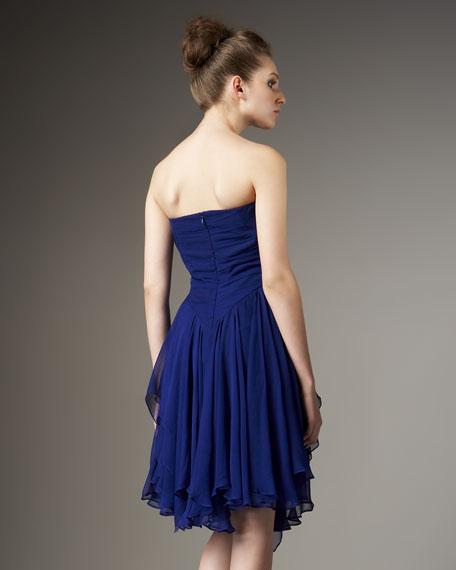 Chiffon Corset Dress