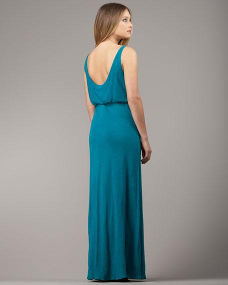 Celeste Maxi Dress, Teal