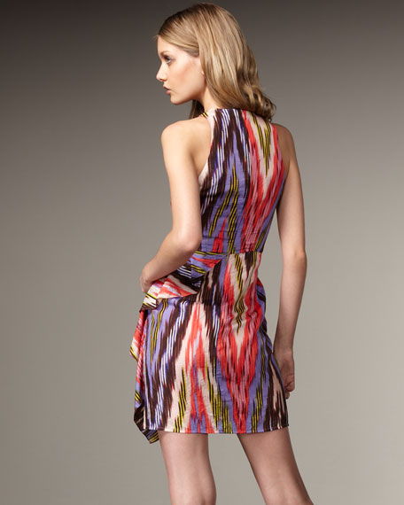 Go Getter Printed Dress
