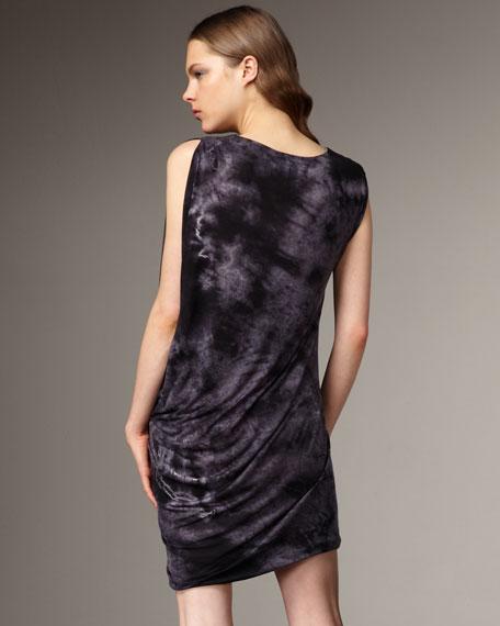 Kamilla Crystal-Wash Dress