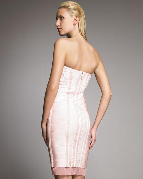 Runway Strapless Dress