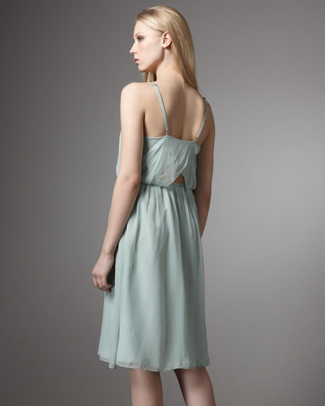 Lauren Pale Aqua Dress