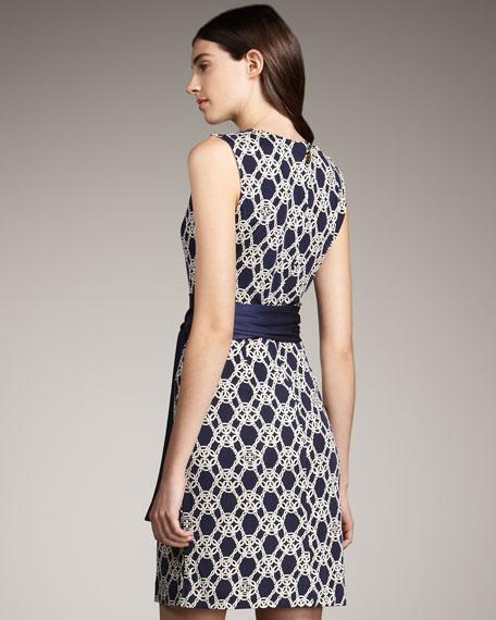 Nicola Obi-Waist Dress
