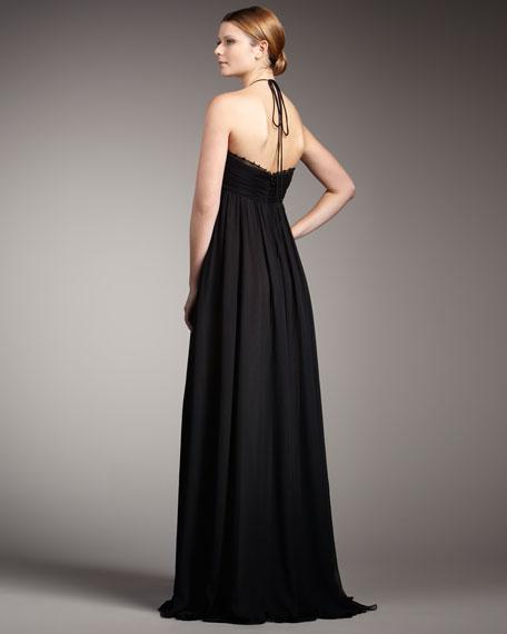 Annabella Gown, Black