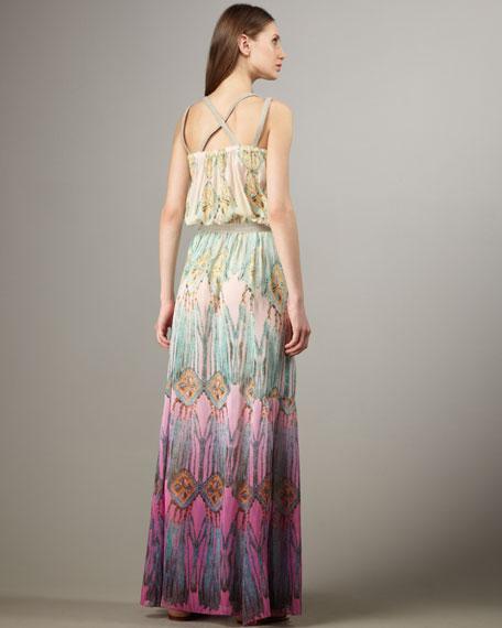 Dreamcatcher Maxi Dress