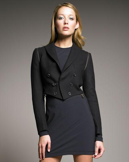 Convertible-Zip Tailcoat