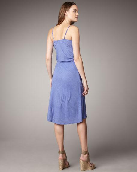 Tie-Waist Cami Dress