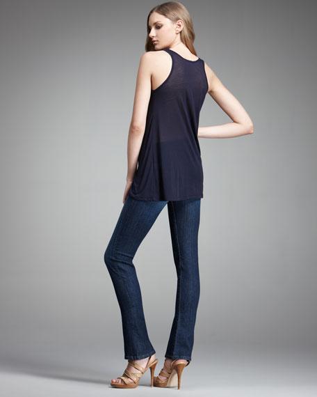 Skinny Micro Flare Stephanie Jeans