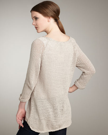 Vivian Boat-Neck Sweater
