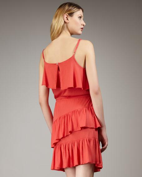Ashanti Ruffled Dress